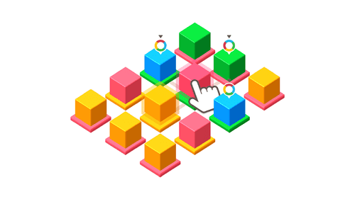 Rubix: Engaging Rubik's cube remake by BusyBytes